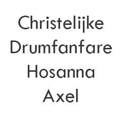 Drumfanfare Hosanna Axel